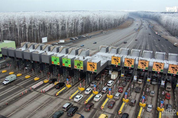Объявлена стоимость проезда по платным дорогам в Украине