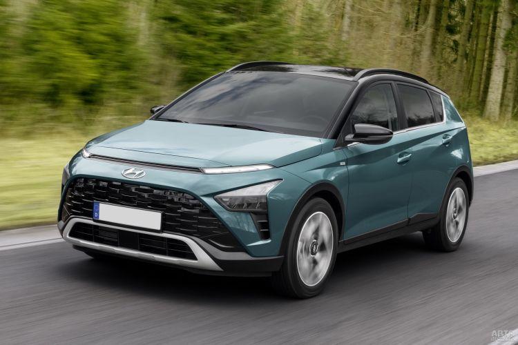 Hyundai Bayon: недорогой вседорожник для города