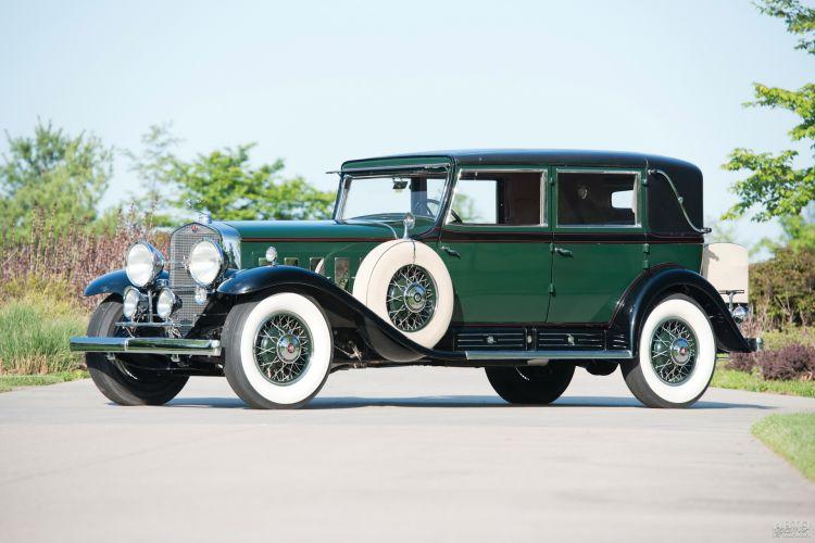 Cadillac V16: высокотехнологичный и роскошный