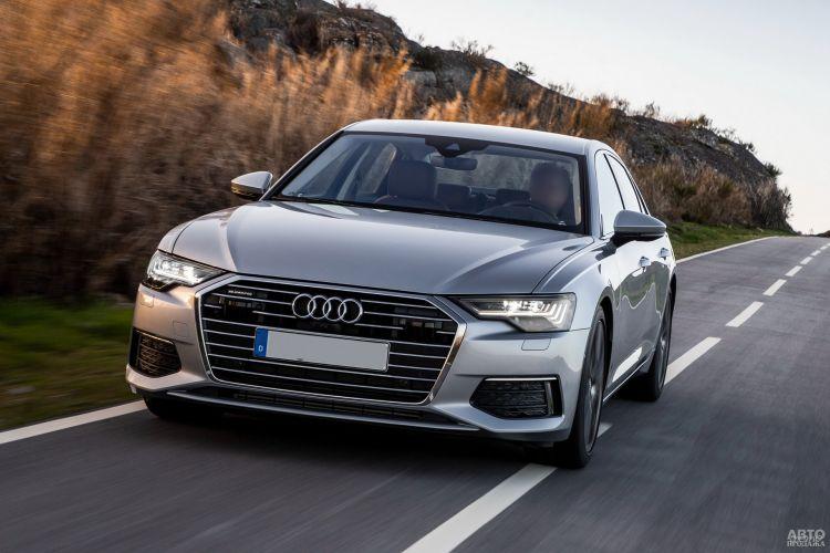 Audi A6, BMW 5 Series и Mercedes-Benz E-Class: бизнес-класс по-немецки