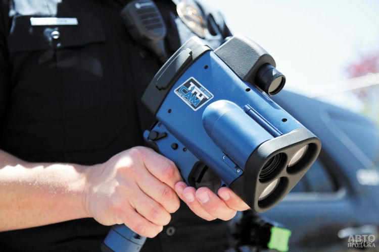 Суд признал незаконным замер полицейскими скорости авто с рук