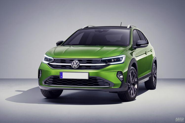 Volkswagen Taigo: стильный и доступный