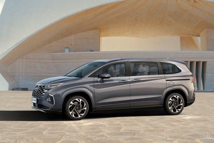 Hyundai Custo: для семейных путешествий