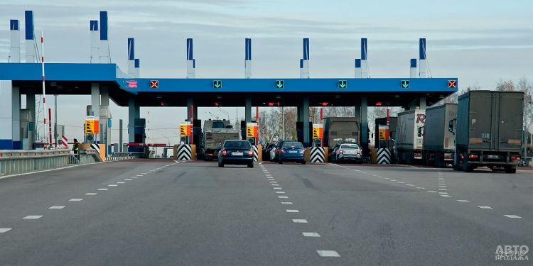 Дороги Украины планируют сделать платными для грузовиков