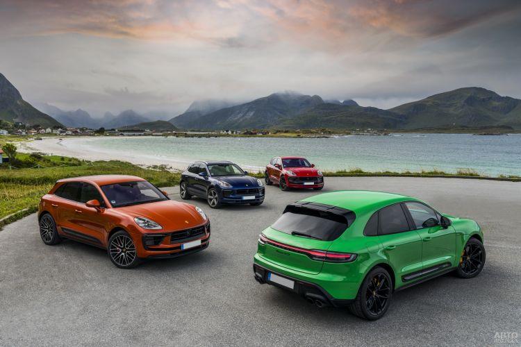 Porsche Macan: вседорожник с характером