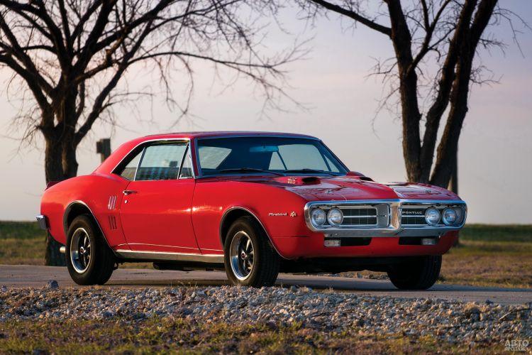 Pontiac Firebird: культовый американец