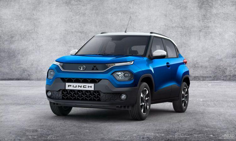 Tata Punch: бюджетный вариант