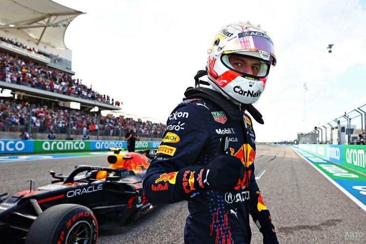 Формула-1: победа Ферстаппена в США