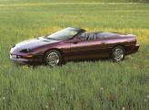 Chevrolet Camaro 1997 года