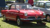 NSU Spider 1964 года – первая серийная модель с роторно-поршневым мотором