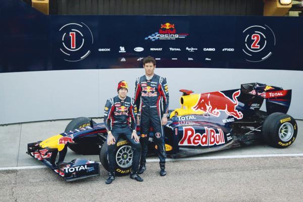 F1: Презентация болидов–2011 стартовала