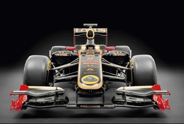 Lotus Renault GP представила новый болид R31