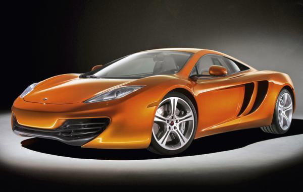 McLaren запустил производство суперкара MP4-12C