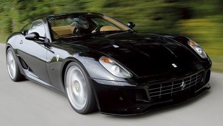 Ferrari 599GTB Fiorano в исполнении Novitec Rosso