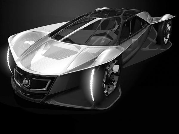 Cadillac Aera Concept: молодежь берет слово