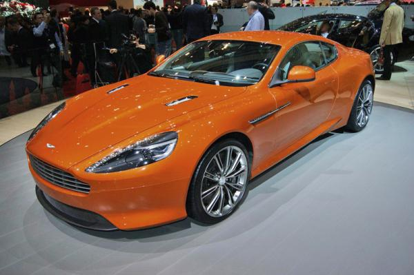 Женевский автосалон – 2011 Aston Martin
