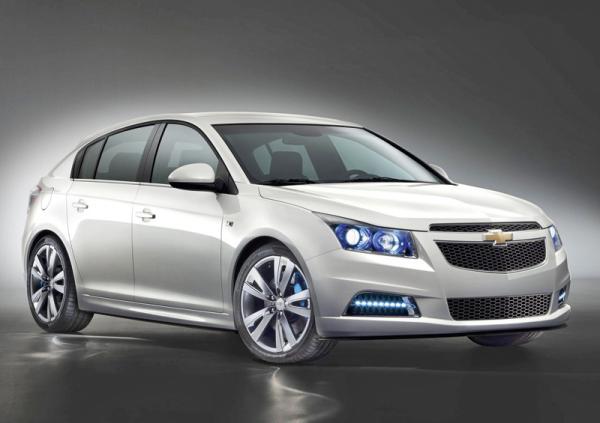 Женевский автосалон - 2011 Chevrolet