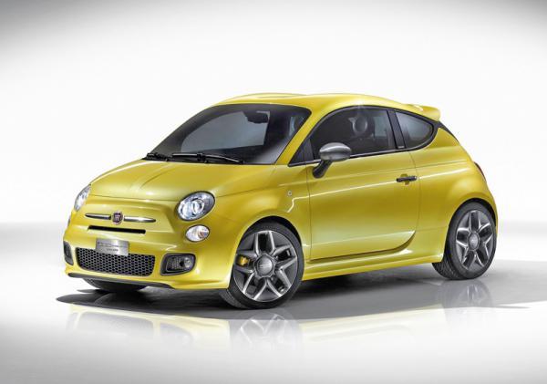 Женевский автосалон – 2011 Fiat