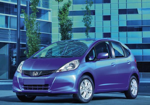 Женевский автосалон – 2011 Honda
