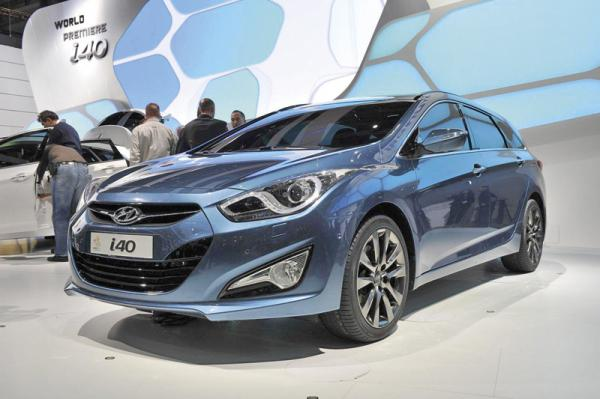 Женевский автосалон – 2011 Hyundai