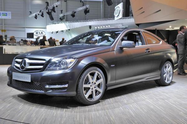 Женевский автосалон – 2011: Mercedes-Benz
