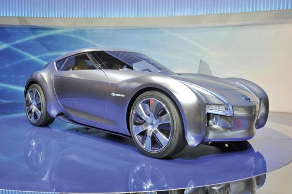 Женевский автосалон – 2011: Nissan