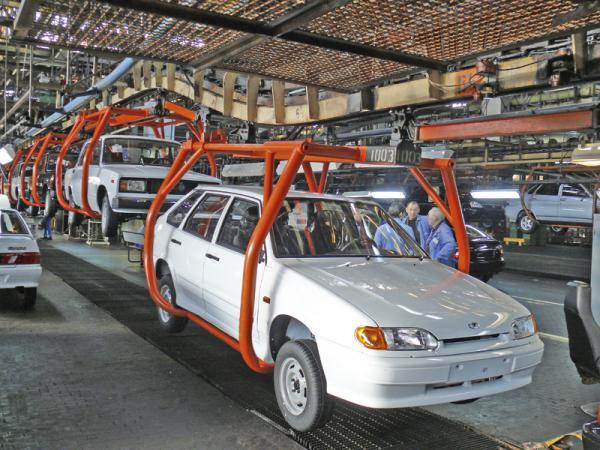 АвтоВАЗ удвоил продажи автомобилей