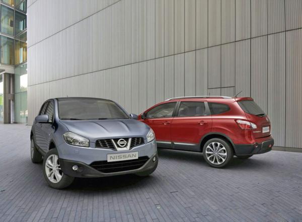 Nissan продал 1 млн Qashqai