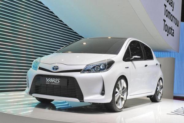 Женевский автосалон – 2011: Toyota