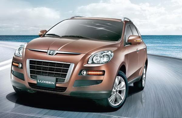 Вседорожник Luxgen 7 SUV будет собираться в России