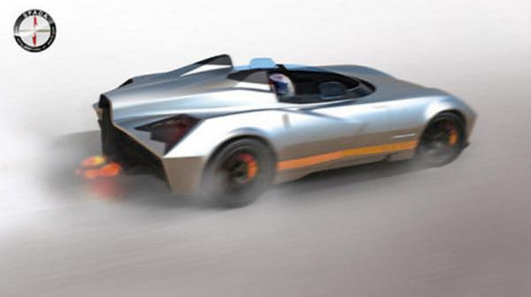 Суперкар Codatronca TS Monza будет представлен в Монако