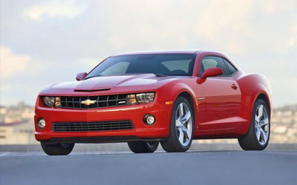 Chevrolet Camaro переименует в Ke Mai Luo