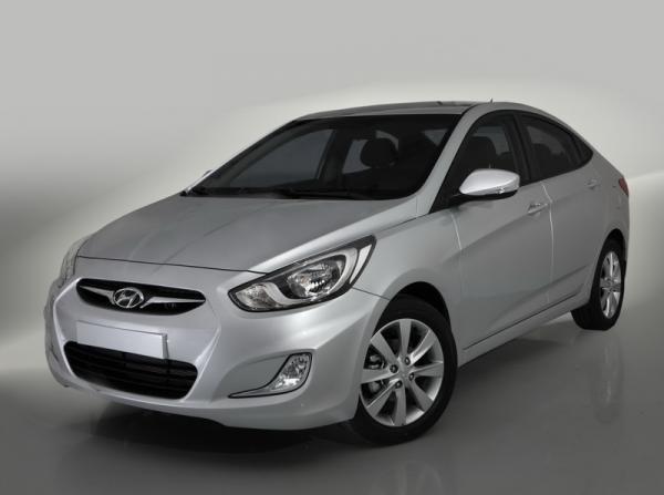 Hyundai Solaris российской сборки будут продаваться в Украине