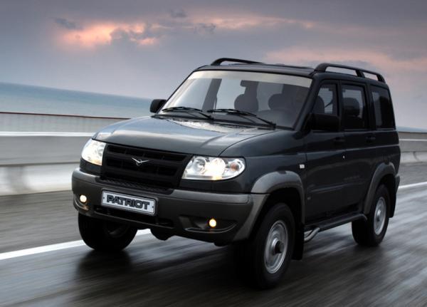 УАЗ увеличил производство автомобилей на 80 процентов