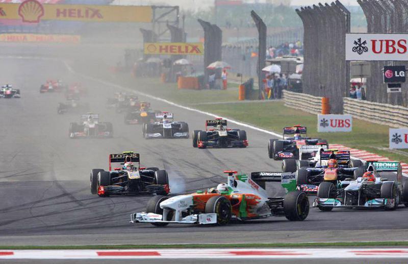 F1: Шинная чехарда по-китайски