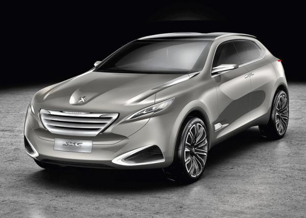 Peugeot SXC: предшественник компактного вседорожника