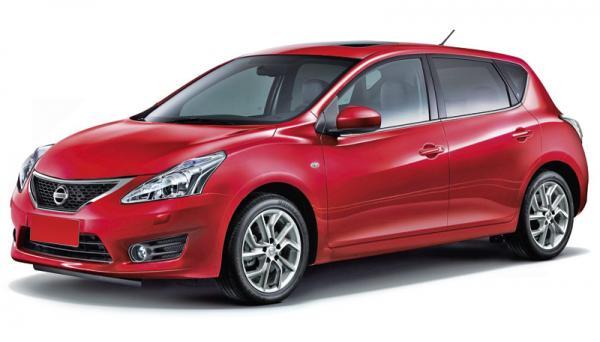 Nissan представил новое поколение Tiida