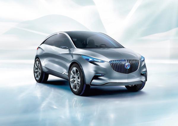Buick Envision: прототип компактного вседорожника