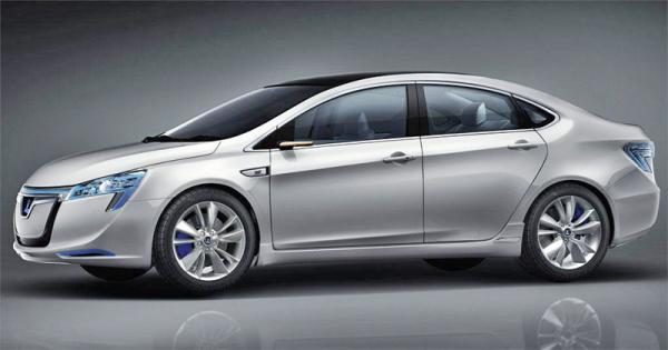 Компания Luxgen создала электромобиль