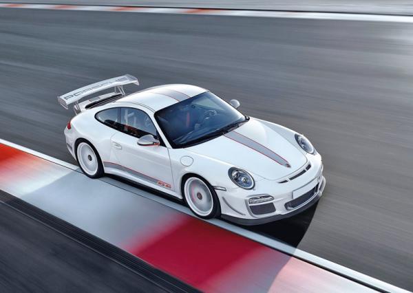 Официально представлен Porsche 911 GT3 RS 4.0