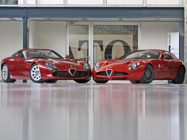 Alfa Romeo породнилась с Dodge Viper