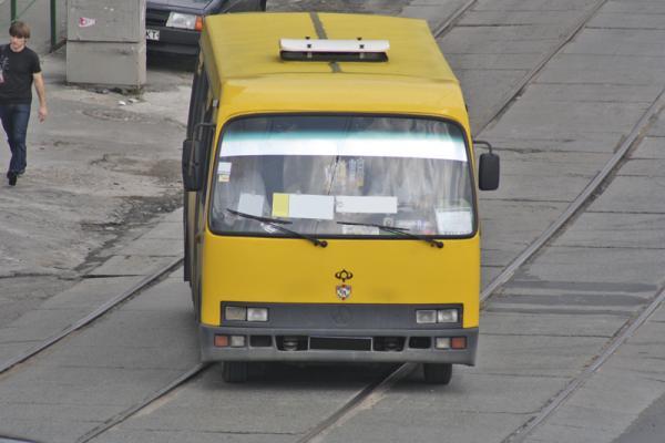 Водителю маршрутки присудили 100 часов на общественных работах