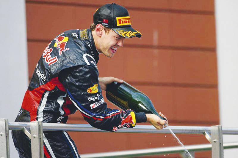 F1: Red Bull: всё идет по плану
