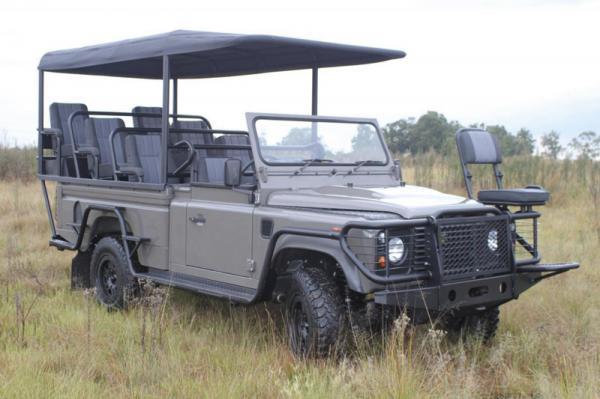 Land Rover Defender стал электромобилем
