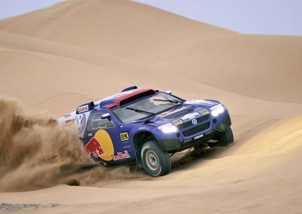 """""""Дакар-2012"""" пройдет без команды Volkswagen"""