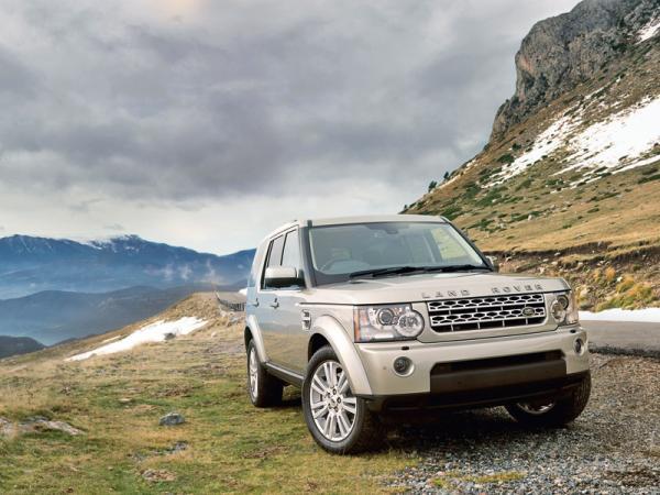 Land Rover Discovery возвращается к истокам