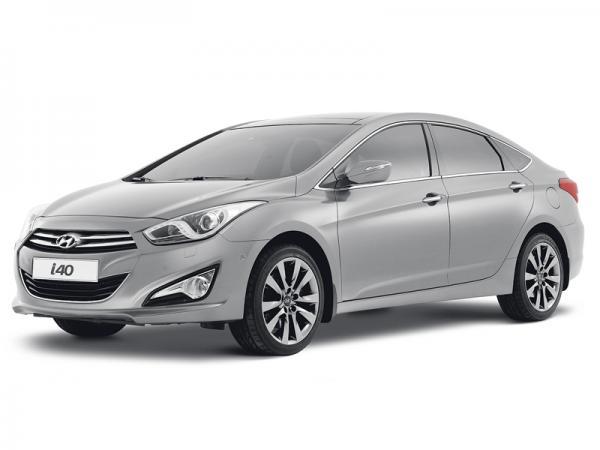 Hyundai i40: европейский младший брат Sonata