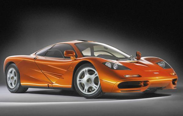 McLaren готовит конкурента Bugatti Veyron