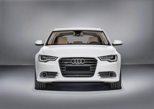 Audi показала новое поколение универсала A6 Avant
