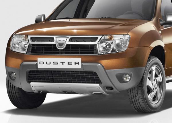 Renault готовит обновленный Duster